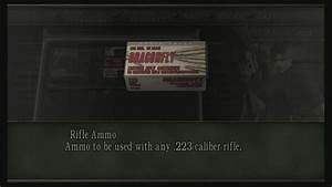 Rifle Ammo - Resident Evil 4 Wiki Guide
