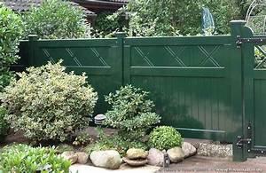 Sichtschutzzaun Kunststoff Grün : garten sichtschutz zaun sichtschutzzaun aus holz natur oder endbehandelt im garten ~ Whattoseeinmadrid.com Haus und Dekorationen