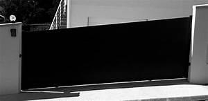Portail Coulissant En Pente : portails coulissants techni 39 confort ~ Premium-room.com Idées de Décoration