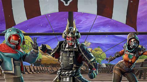 shogun skin  growler fortnite patch  leaked