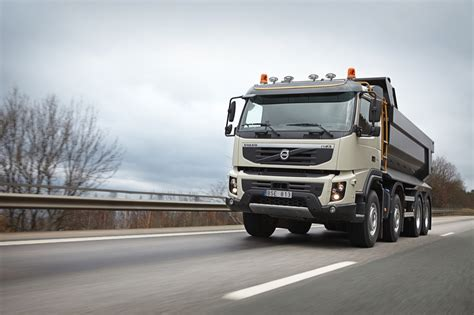 volvo fmx truck details   released