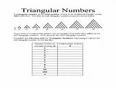 Triangular Numbers 10t...