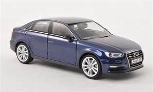 Audi A3 Bleu : audi a3 miniature limousine bleu herpa 1 43 voiture ~ Medecine-chirurgie-esthetiques.com Avis de Voitures