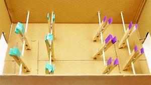 Katapult Selber Bauen : kicker ganz schnell und einfach selber bauen anleitung f r kinder tischfussball selber ~ Yasmunasinghe.com Haus und Dekorationen