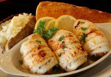 Broil the mushrooms until the dish is heated through. Crab Stuffed Catfish Recipe - (4.3/5)
