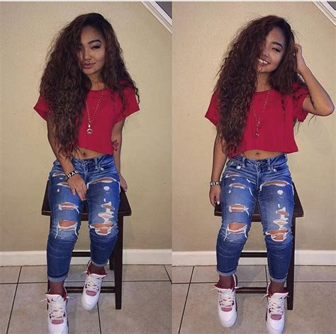 Follow me for more @guapshawty | S t y l e 2 | Pinterest | Clothes Baddie and School outfits