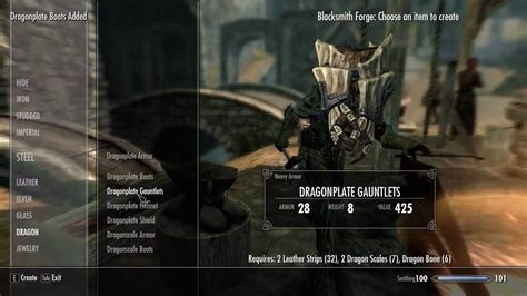 The Elder Scrolls V: Skyrim - Legendary Dragon Armor