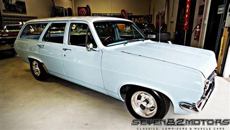 1967 hr holden wagon build seven82motors