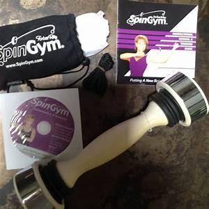 Forbes Riley Spin Gym  U0026 Shake Weight Dumbbell Nib