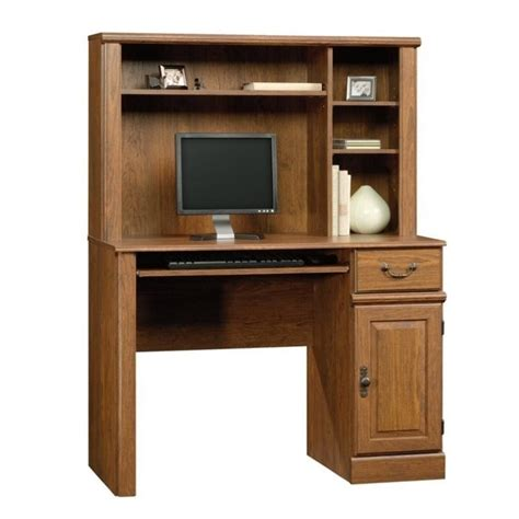 home computer desk with hutch computer desk home office workstation table with hutch in