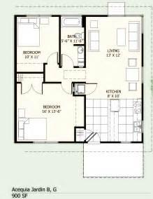 square house floor plans 900 sq ft acequia jardin