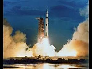 Apollo 11 Saturn V Launch First man on the moon Armstrong ...