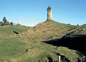 Tors Are A Feature Of The Landscape On Mamaku Plateau