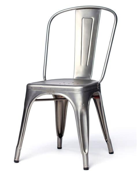 chaise a tolix 13 idées de chaise pour une déco industrielle