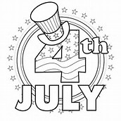 HD Wallpapers Free Printable Coloring Pages For The 4th Of July