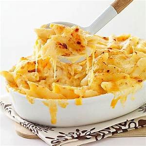 Penne Mac & Cheese Family Circle
