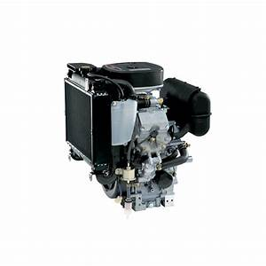 Kawasaki Horizontal Engine 25 Hp Fd750d