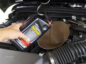 Wrangler Jk 3 8l Oil Change Diy How To Change Your Jeep
