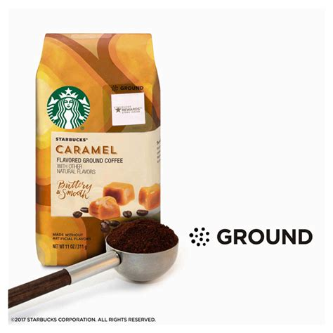 Shop target for ground coffee you will love at great low prices. Starbucks Caramel Flavored Ground Coffee, 11-Ounce Bag ...