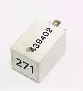 Windshield Wiper Relay   271 92