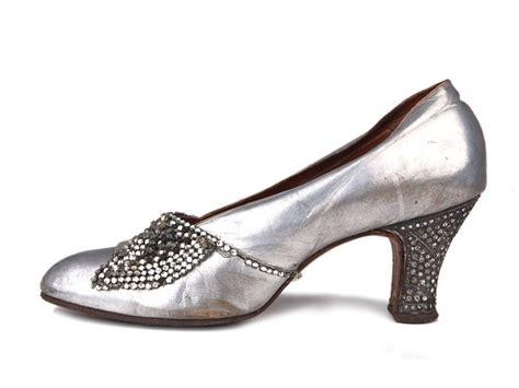 1920s Flashy Dancing Shoes