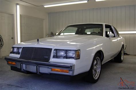 Buick Turbo T by 1987 Buick Regal Turbo T Like Buick Grand National