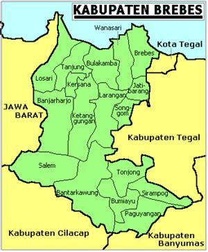 paguyangan brebes wikipedia bahasa indonesia