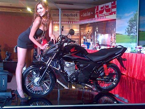 Modifikasi Versa keluaran terbaru honda versa 150 motor sport
