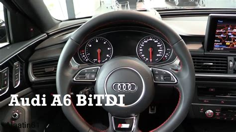Audi A6 2017 Interior by 2017 Audi A6 Interior Review
