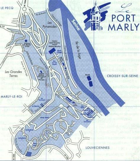 mercedes le port marly plan de port marly