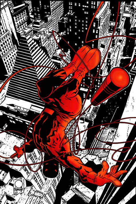 Daredevil Season 2 Wallpaper Daredevil By Joe Quesada By J Mace On Deviantart