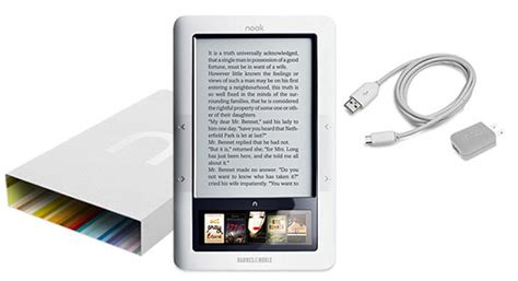 The Evolution Of The Barnes And Noble Nook