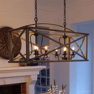 ambiance luxury farmhouse chandelier large size 19