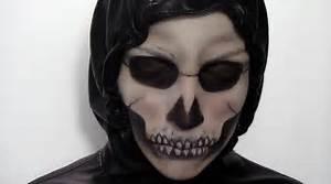 Maquillage Squelette Facile : maquillage d 39 halloween squelette youtube ~ Dode.kayakingforconservation.com Idées de Décoration