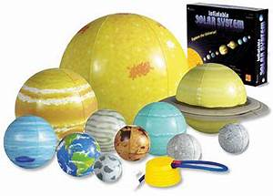 Inflatable Solar System Set - Kesco Catalogue