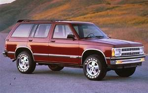 Used 1992 Chevrolet S-10 Blazer Pricing