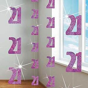 21st Birthday Party Themes & Ideas - Party Supplies