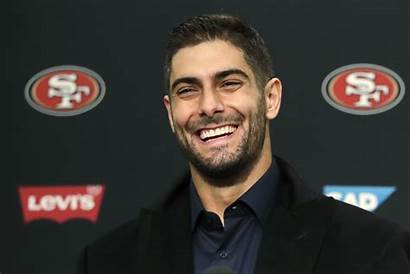 Jimmy Garoppolo 49ers Quarterback Football San Francisco