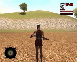 Weapons In-game image - BioHazard Alert mod for Grand ...