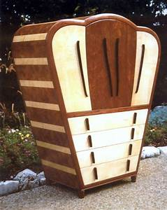 Armoire Art Deco : custom handmade contemporary art deco armoire ~ Melissatoandfro.com Idées de Décoration