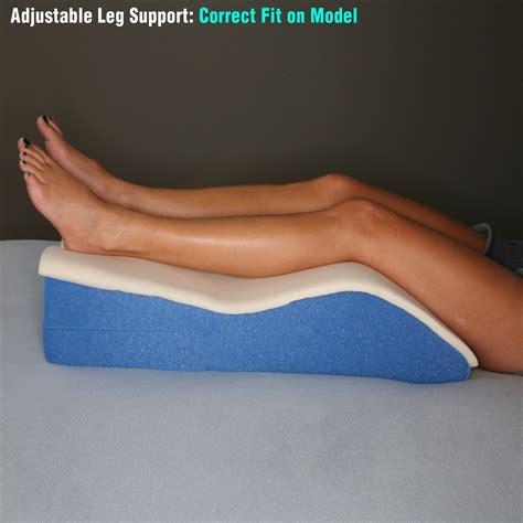 leg wedge pillow walmart adjustable leg support