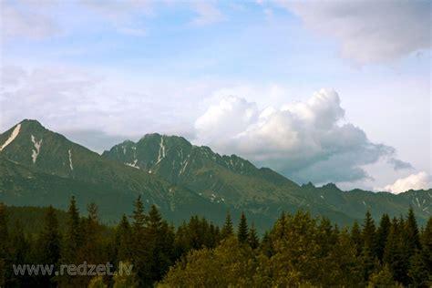 Slovākijas ainava - Slovākija - redzet.eu