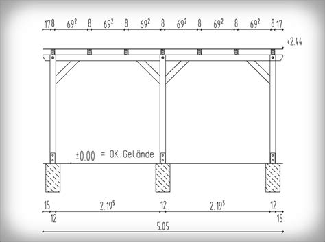 Statische Berechnung Carport  Frische Haus Ideen
