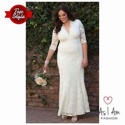 Lace Dresses Amour Gown Curvy Cocktail