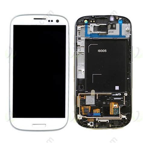 for samsung galaxy s3 lte 4g gt i9305 lcd screen digitizer touch panel white