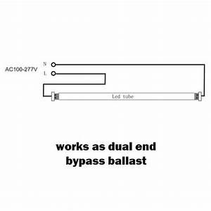 Fluorescent Ballast Wiring Diagrams Alternative