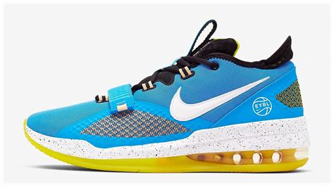 nike air force max  appears   eybl colorway