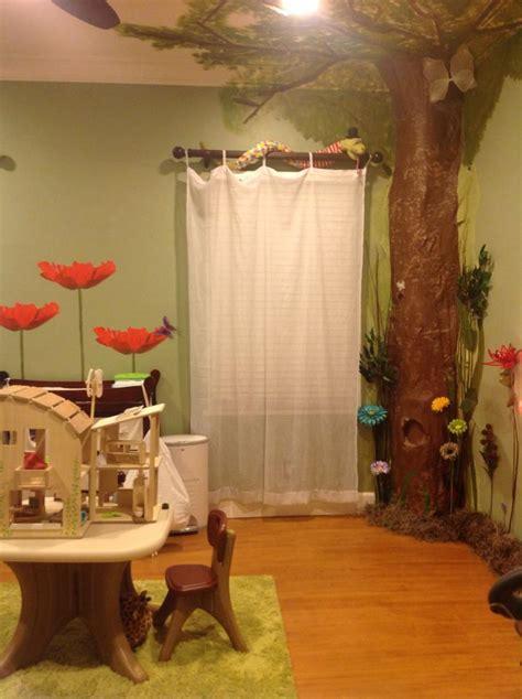 Fairy Forest Theme Kids Bedroom Decor Ideas
