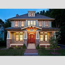 Modern Bungalow  Craftsman  Exterior  Boston  By