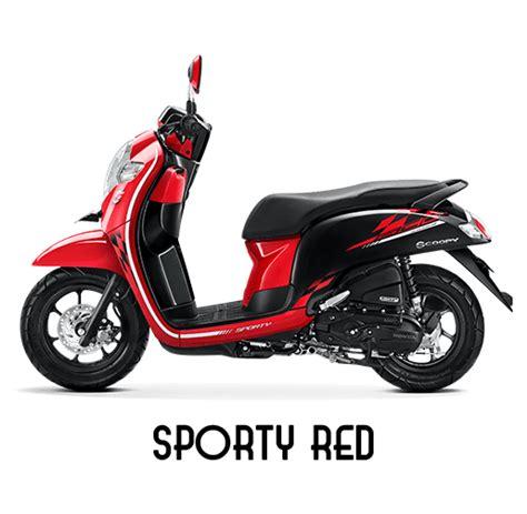 Scoopy 2018 Ungu by Harga Honda Scoopy 2018 Tipe Cbs Iss Ada 7 Pilihan Warna